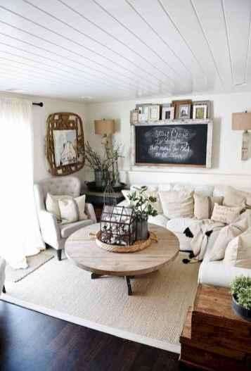 50 Best Rug Living Room Farmhouse Decor Ideas (48)