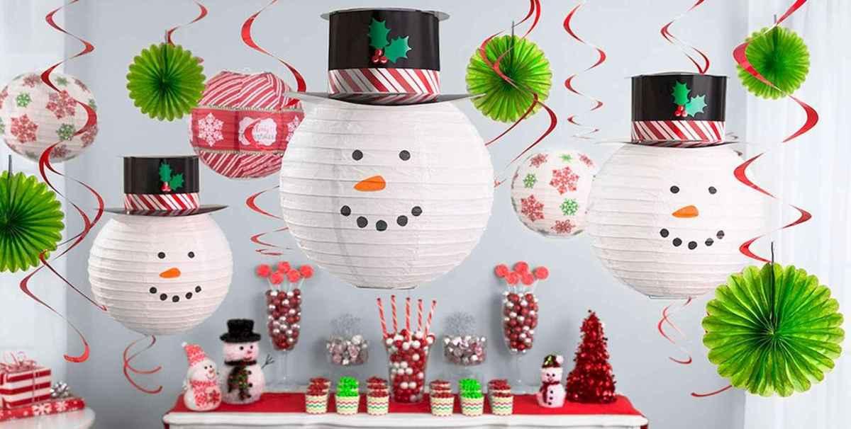 50 Creative DIY Christmas Decor Ideas And Design (16)
