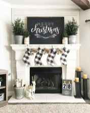 60 Best Farmhouse Christmas Decorating Ideas And Makeover (11)