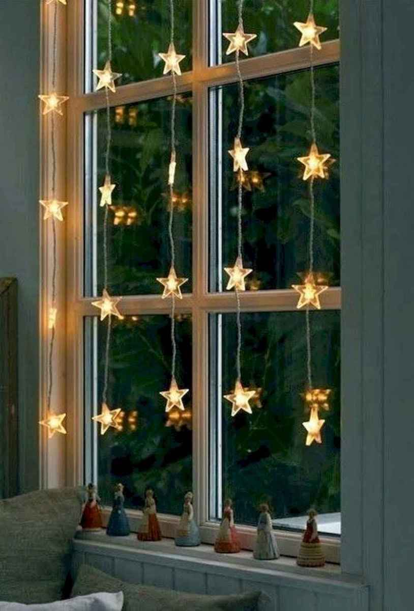 70 Best Christmas Lights Apartment Decorating Ideas And Makeover (33)