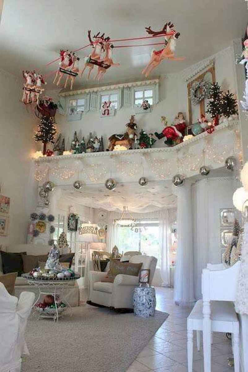 70 Best Christmas Lights Apartment Decorating Ideas And Makeover (34)