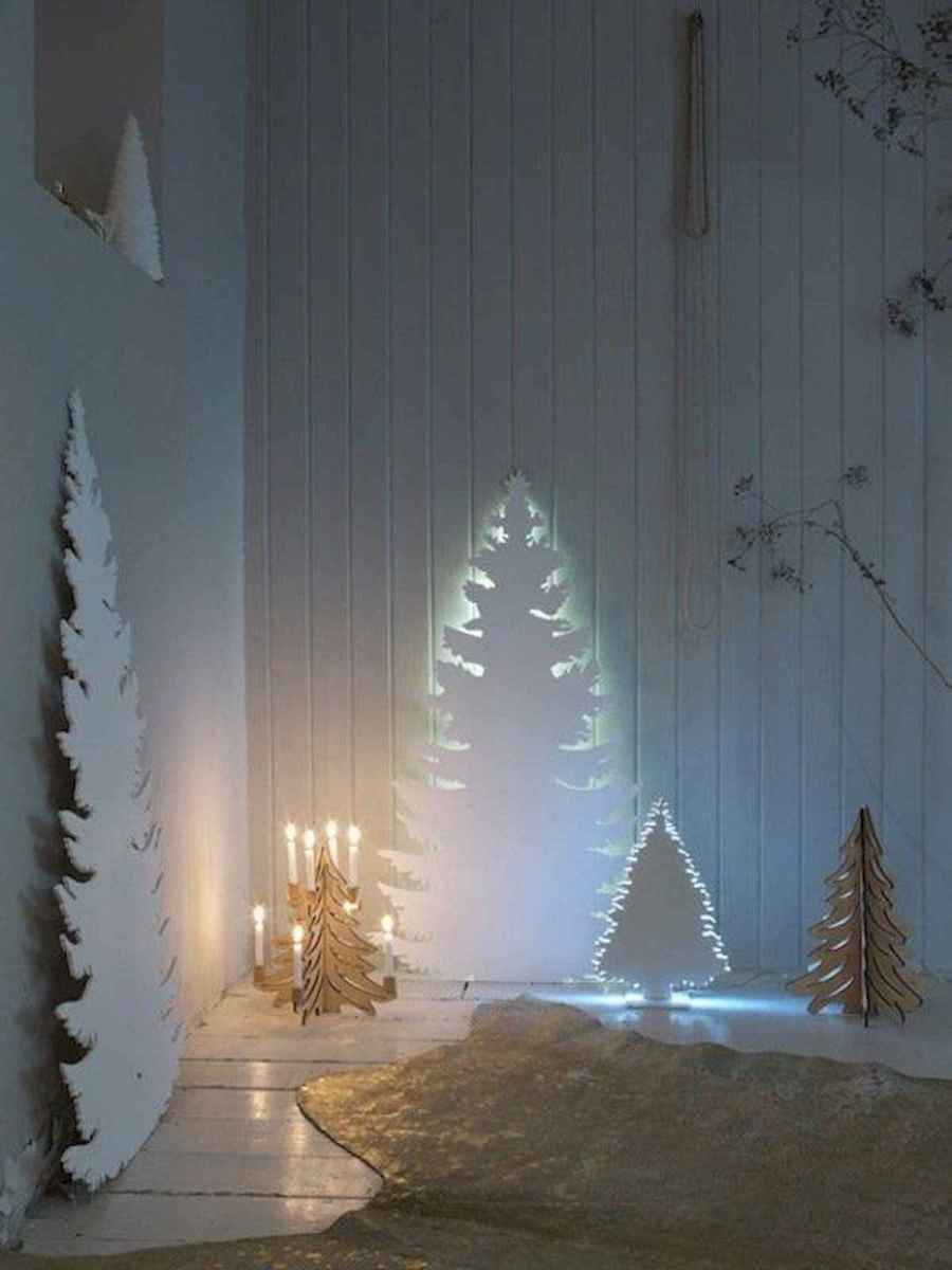 70 Best Christmas Lights Apartment Decorating Ideas And Makeover (49)