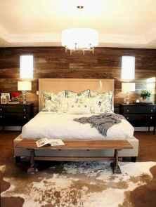 120 Awesome Farmhouse Master Bedroom Decor Ideas (103)