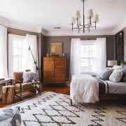 120 Awesome Farmhouse Master Bedroom Decor Ideas (116)