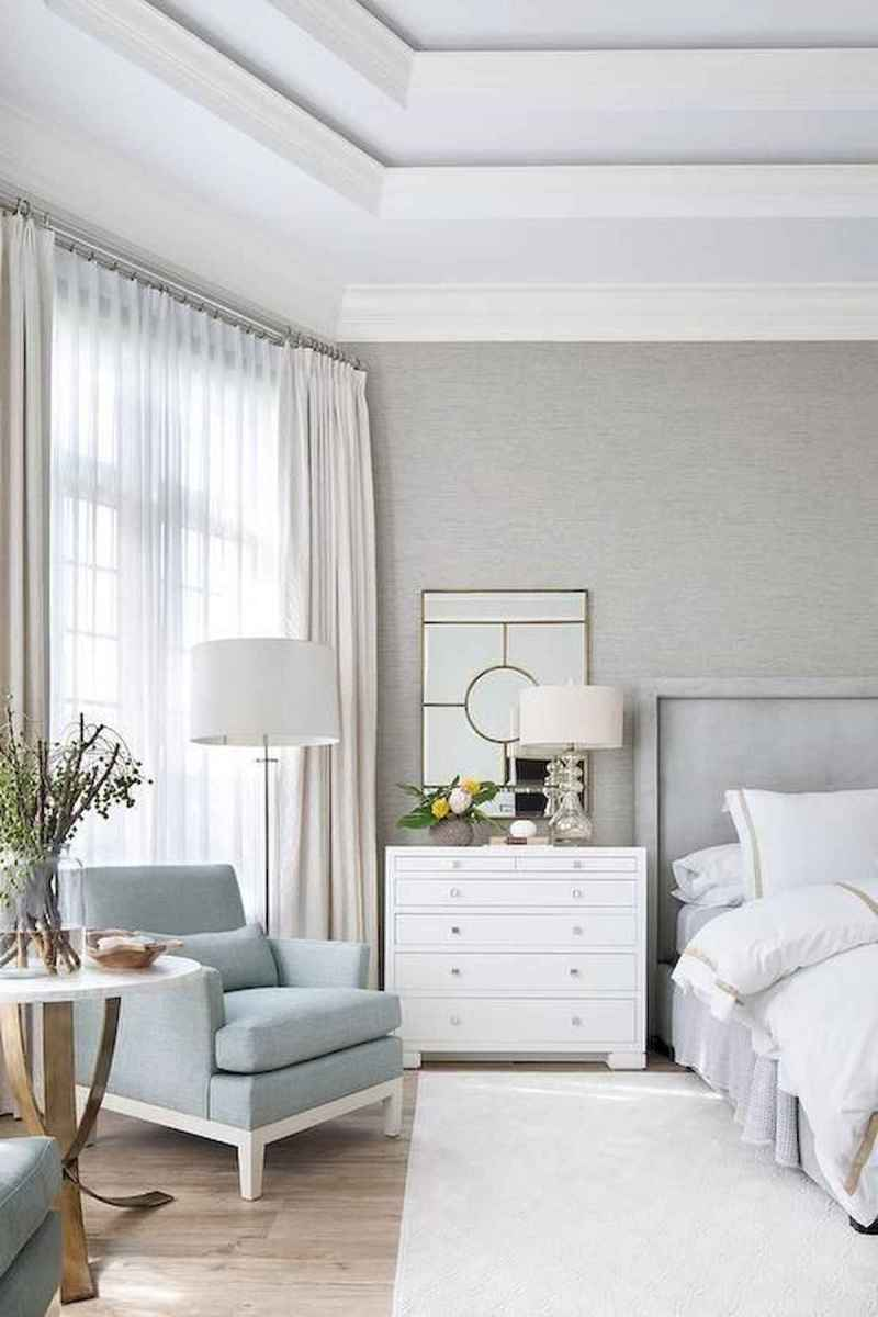 120 Awesome Farmhouse Master Bedroom Decor Ideas (23)