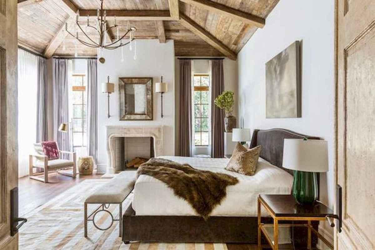 120 Awesome Farmhouse Master Bedroom Decor Ideas (32)