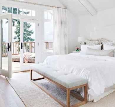 120 Awesome Farmhouse Master Bedroom Decor Ideas (65)