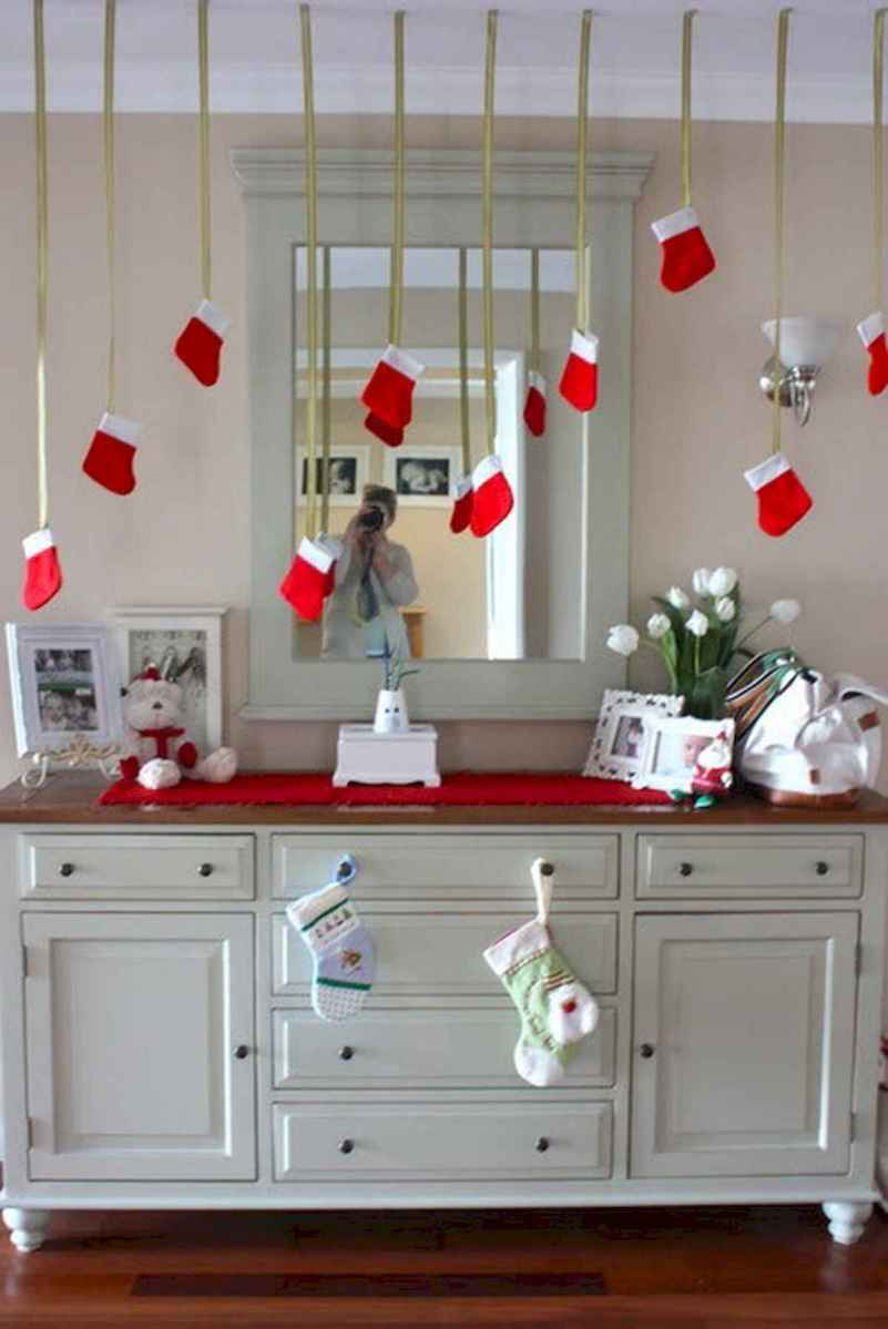 20 Elegant Christmas Kitchen Decor Ideas And Makeover (22)