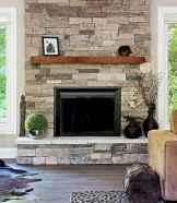 40 Awesome Fireplace Makeover For Farmhouse Home Decor (2)