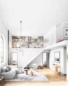 40 Rustic Studio Apartment Decor Ideas (21)