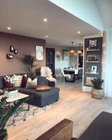 40 Rustic Studio Apartment Decor Ideas (22)