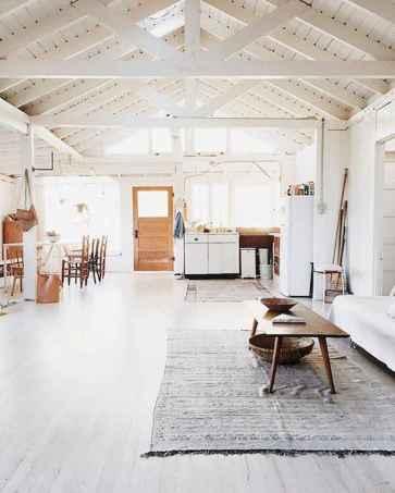 40 Rustic Studio Apartment Decor Ideas (29)
