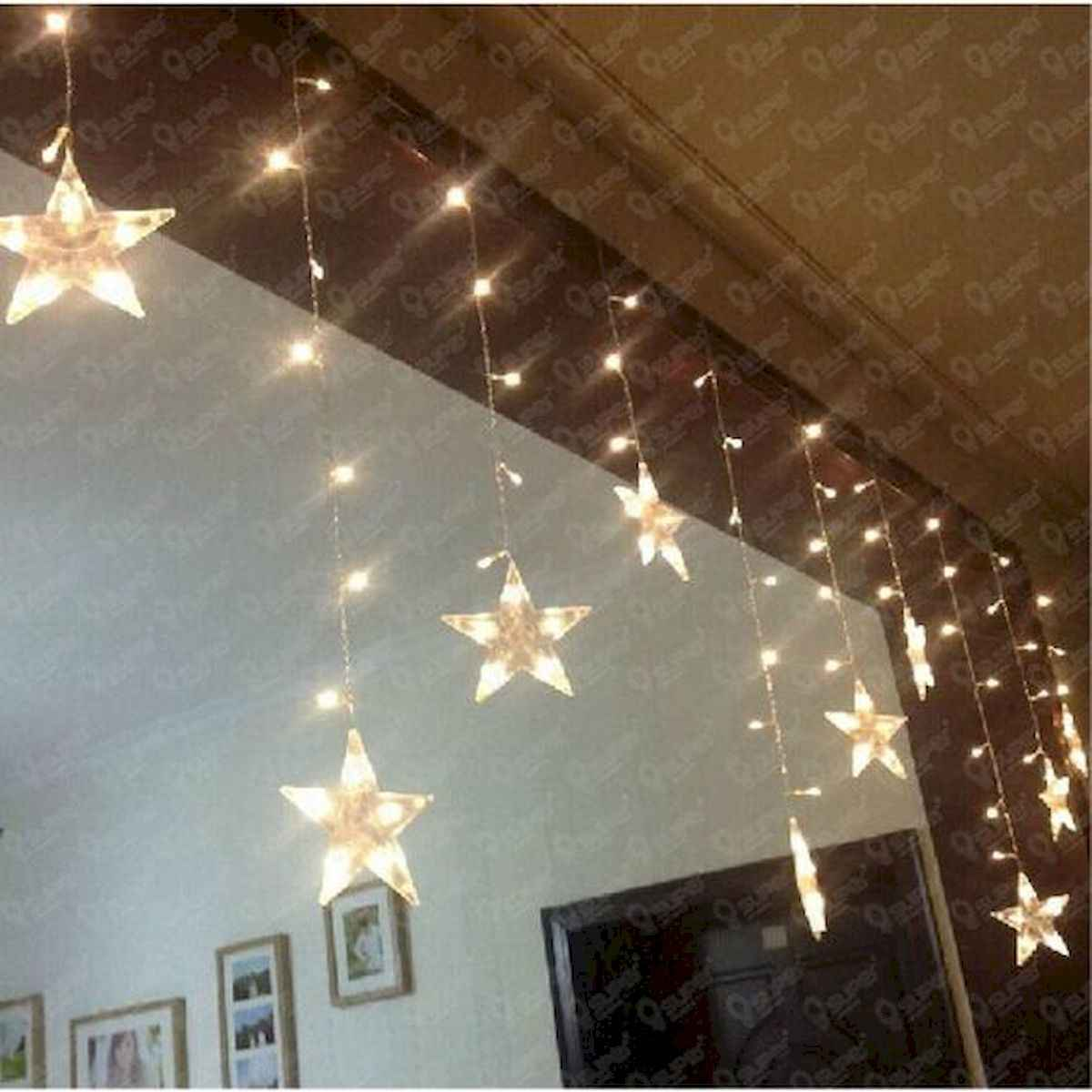 70 Awesome Christmas Lights Apartment Decorating Ideas And Makeover (20)