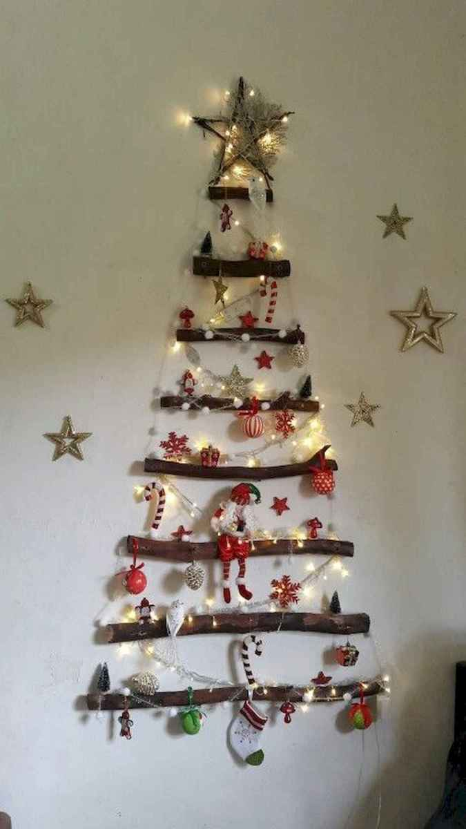 70 Awesome Christmas Lights Apartment Decorating Ideas And Makeover (28)