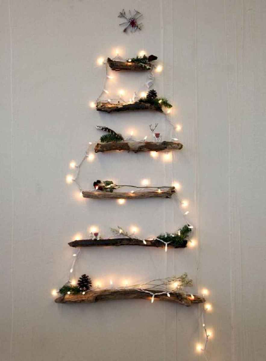 70 Awesome Christmas Lights Apartment Decorating Ideas And Makeover (31)