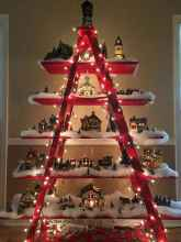 70 Awesome Christmas Lights Apartment Decorating Ideas And Makeover (32)