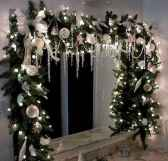 70 Awesome Christmas Lights Apartment Decorating Ideas And Makeover (52)