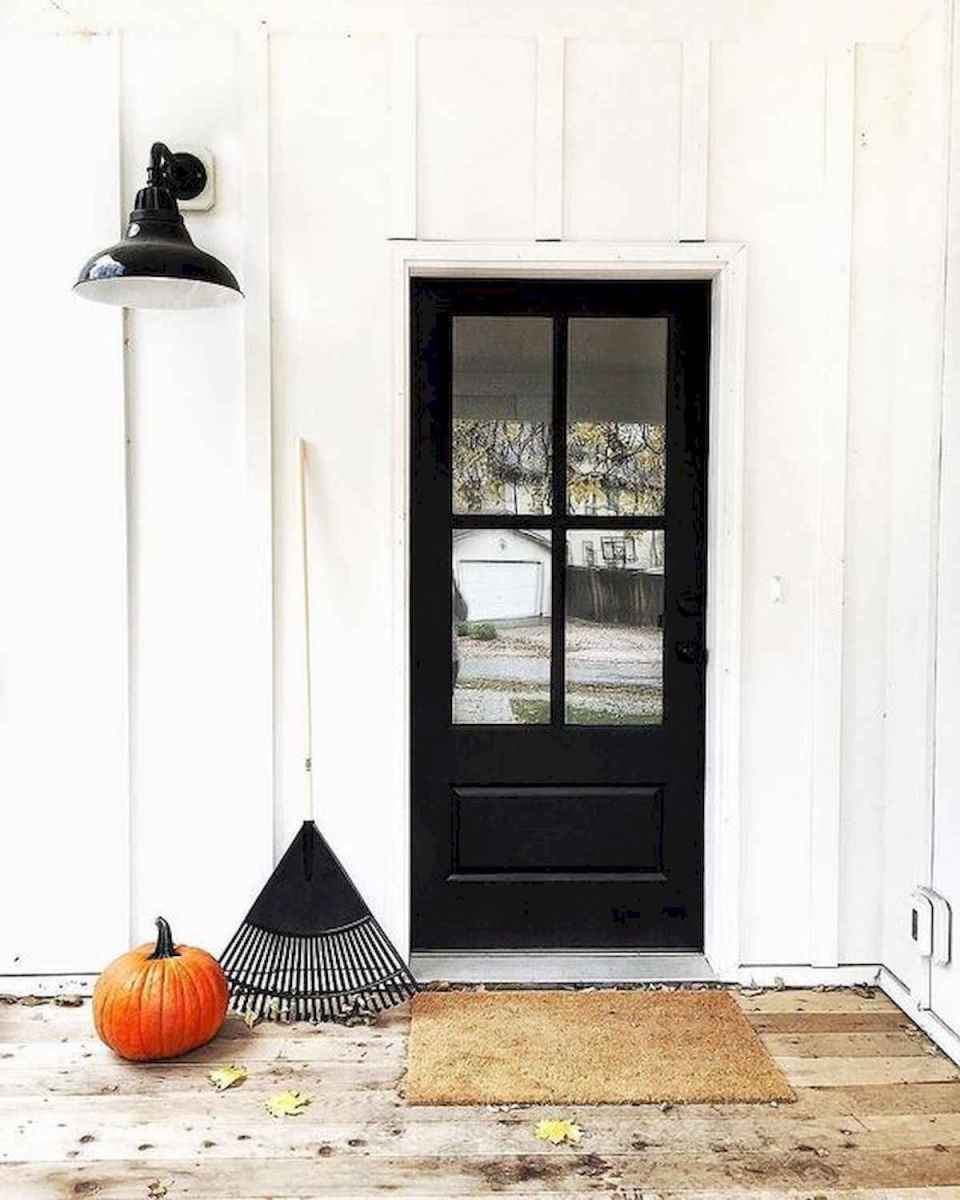 70 Best Modern Farmhouse Front Door Entrance Design Ideas (14)