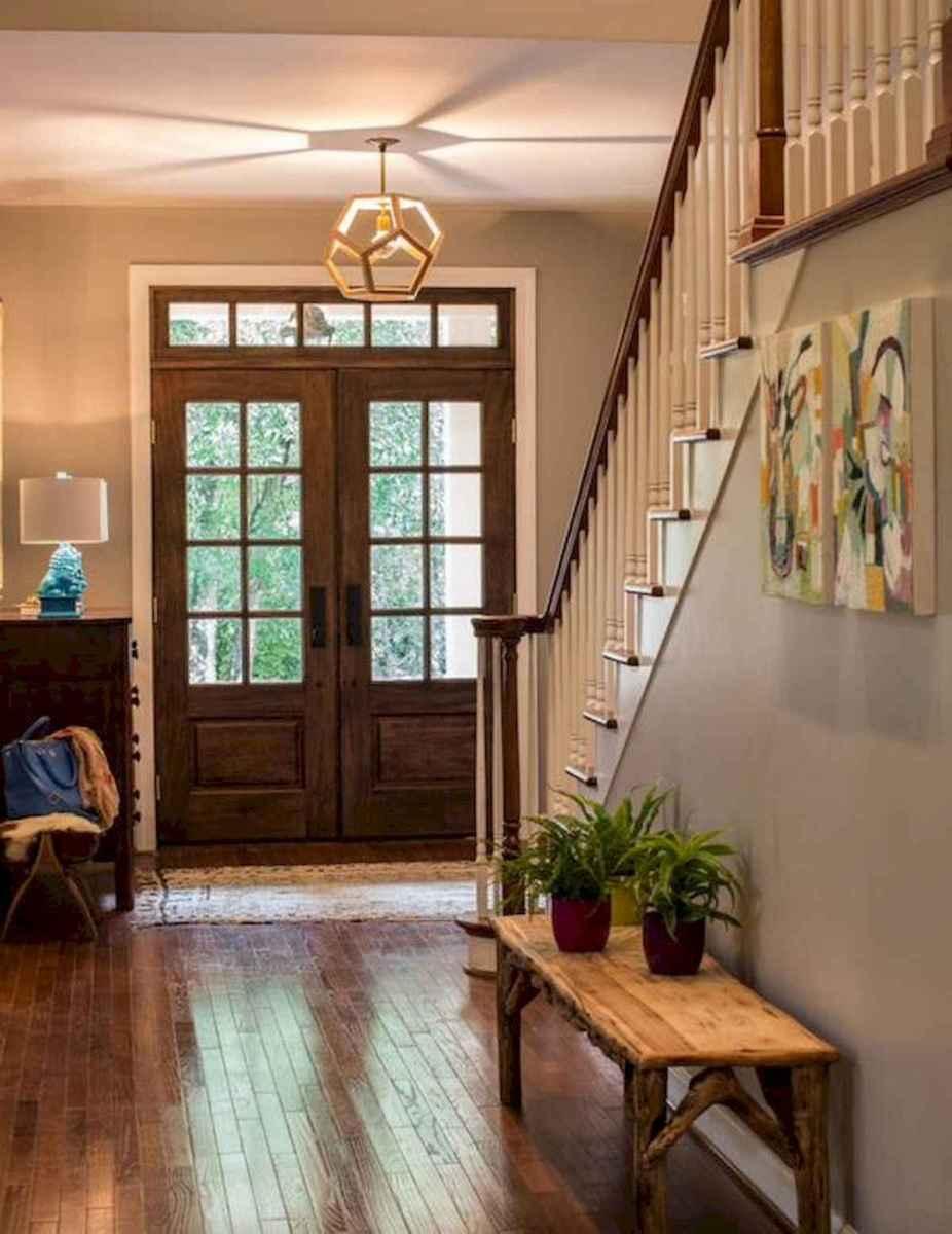 70 Best Modern Farmhouse Front Door Entrance Design Ideas (30)