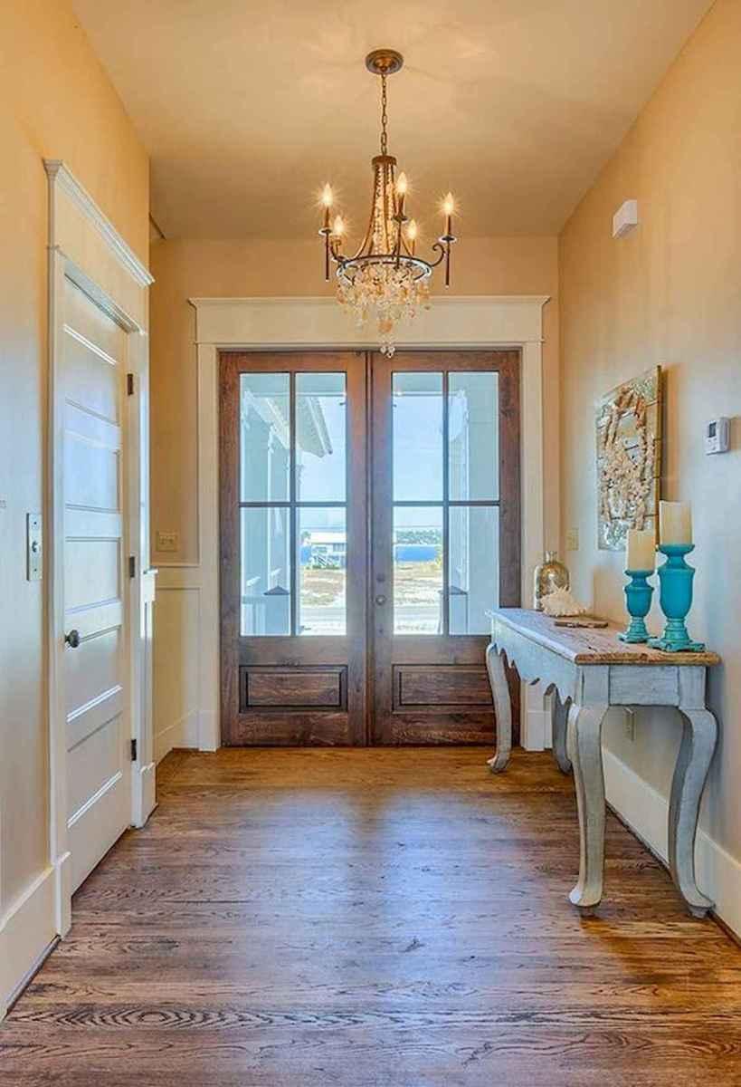 70 Best Modern Farmhouse Front Door Entrance Design Ideas (49)