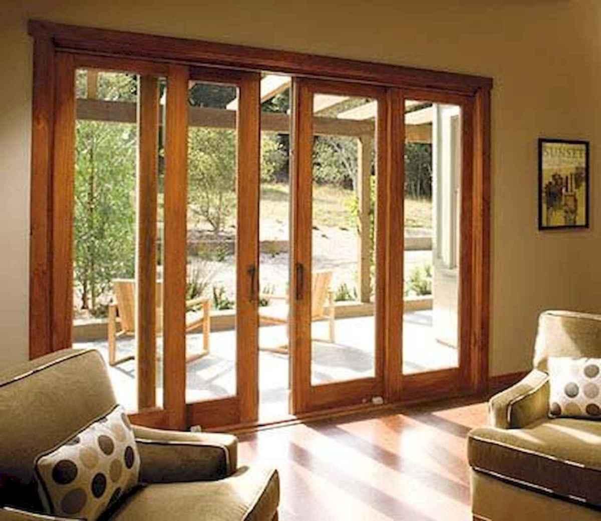 70 Best Modern Farmhouse Front Door Entrance Design Ideas (60)