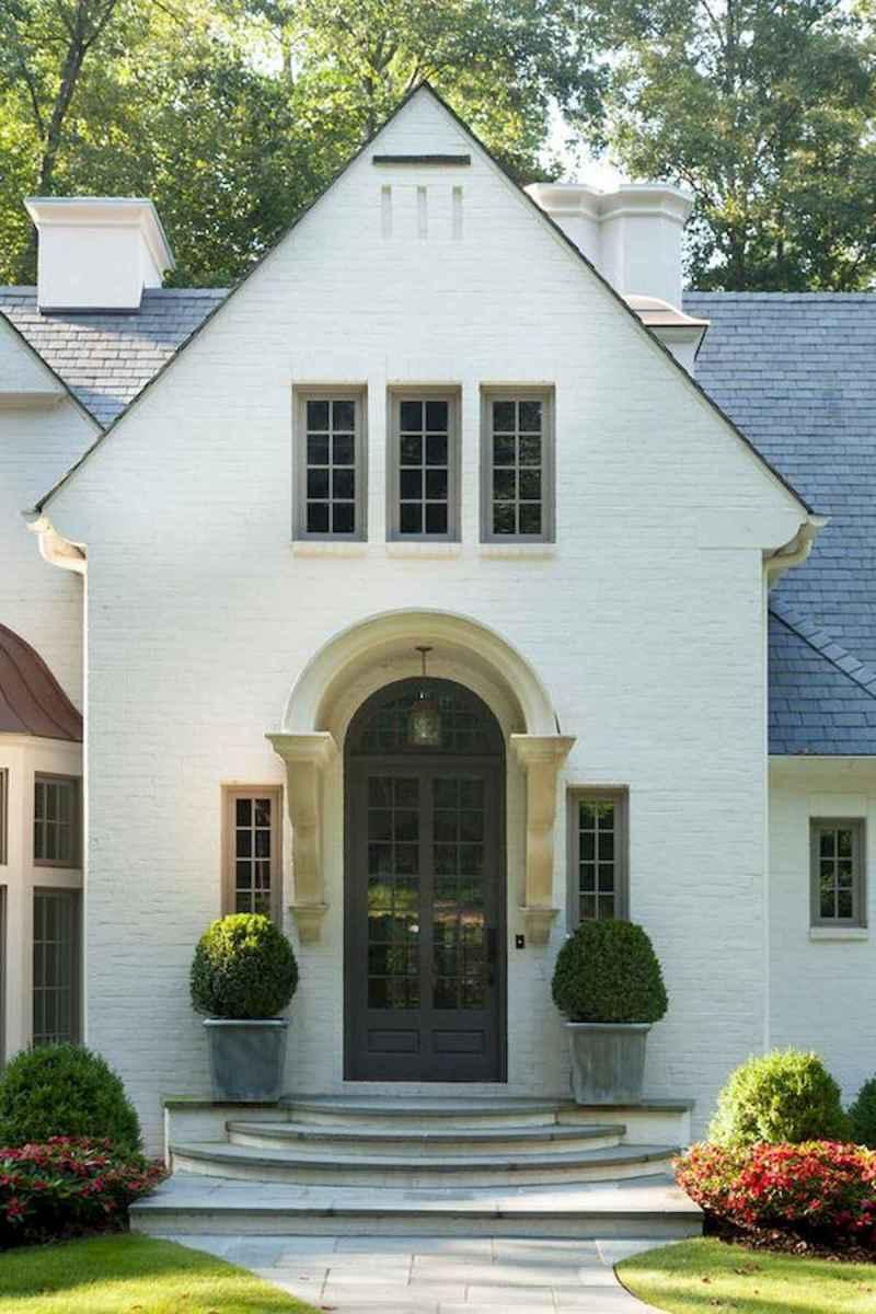 70 Best Modern Farmhouse Front Door Entrance Design Ideas (62)