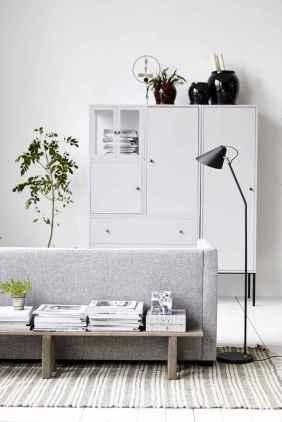 70 Elegant Modern Farmhouse Living Room Decor Ideas And Makeover (15)