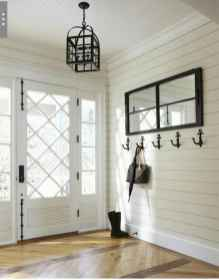 70 Farmhouse Wall Paneling Design Ideas For Living Room, Bathroom, Kitchen And Bedroom (18)