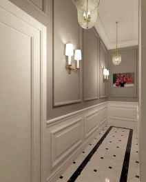 70 Farmhouse Wall Paneling Design Ideas For Living Room, Bathroom, Kitchen And Bedroom (32)