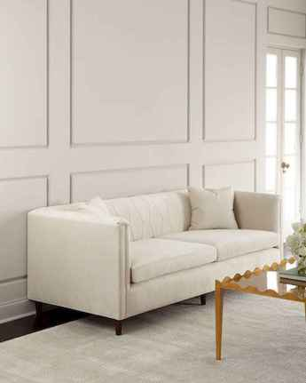 70 Farmhouse Wall Paneling Design Ideas For Living Room, Bathroom, Kitchen And Bedroom (51)