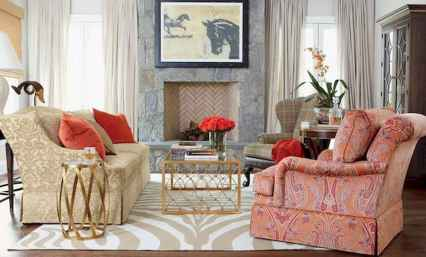 80 Elegant Furniture For Modern Farmhouse Living Room Decor Ideas (15)
