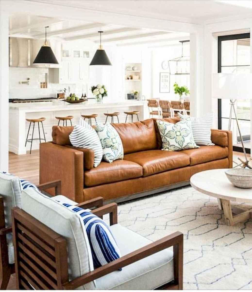 80 Elegant Furniture For Modern Farmhouse Living Room Decor Ideas (75)