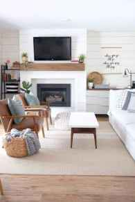 80 Elegant Furniture For Modern Farmhouse Living Room Decor Ideas (9)