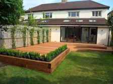 23 Awesome Built In Planter Ideas to Upgrade Your Outdoor Space (21)