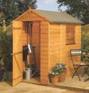 25 Awesome Unique Small Storage Shed Ideas for your Garden (19)