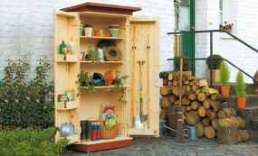 25 Awesome Unique Small Storage Shed Ideas for your Garden (4)