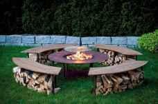 25 Creative Sunken Sitting Areas For a Mesmerizing Backyard Landscape (11)