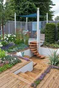 25 Creative Sunken Sitting Areas For a Mesmerizing Backyard Landscape (14)