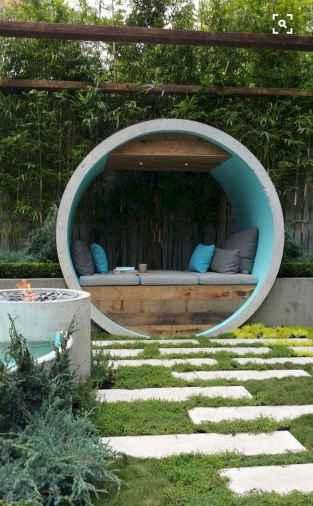 25 Creative Sunken Sitting Areas For a Mesmerizing Backyard Landscape (20)