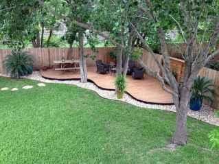 25 Creative Sunken Sitting Areas For a Mesmerizing Backyard Landscape (22)