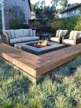 25 Creative Sunken Sitting Areas For a Mesmerizing Backyard Landscape (5)