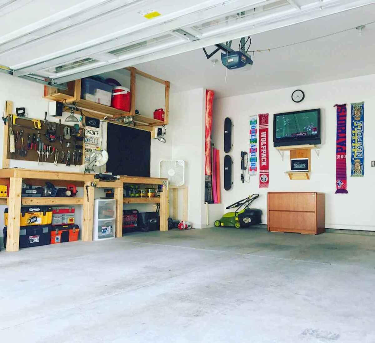 30 Amazing Garage Organization Ideas And Decoration (2)