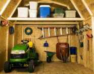 30 Garden Shed Organizations Ideas (25)