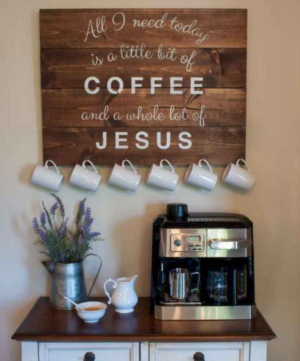 32 Awesome DIY Mini Coffee Bar Design Ideas For Your Home (1)