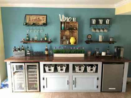 32 Awesome DIY Mini Coffee Bar Design Ideas For Your Home (23)