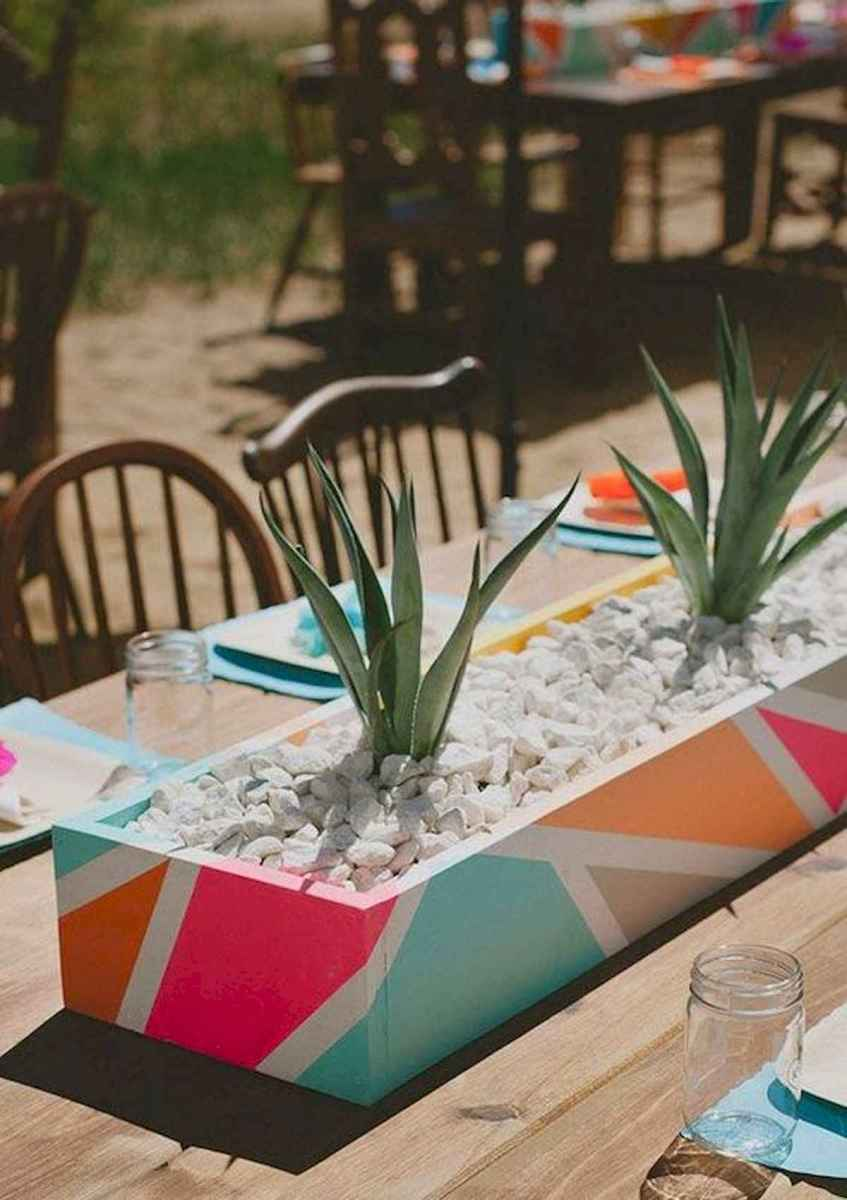33 Awesome DIY Painted Garden Decoration Ideas for a Colorful Yard (1)