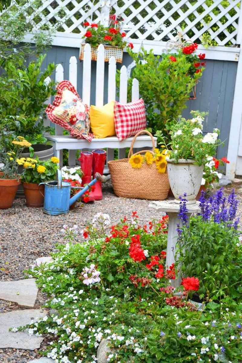 33 Awesome DIY Painted Garden Decoration Ideas for a Colorful Yard (11)