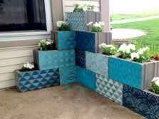 33 Awesome DIY Painted Garden Decoration Ideas for a Colorful Yard (14)