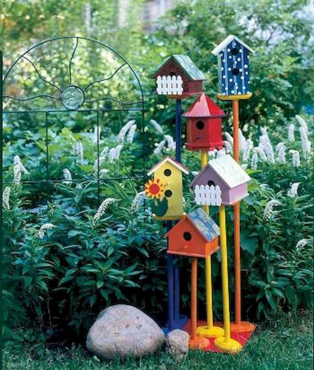 33 Awesome DIY Painted Garden Decoration Ideas for a Colorful Yard (19)
