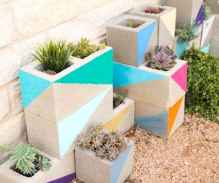 33 Awesome DIY Painted Garden Decoration Ideas for a Colorful Yard (4)